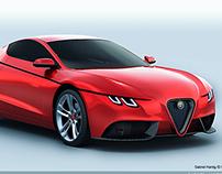 Alfa GTV project