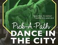 Pick A Path: Dance in the City, 2015