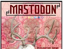 Mastodon Poster Design