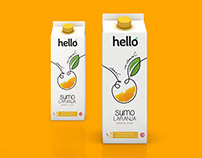 HELLO | Packaging