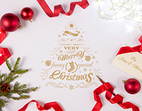 Clean & Elegant Christmas Greetings