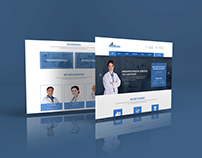 Medirev Free Medical Template (PSD+HTML)