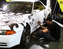 Doodling R32
