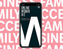 Online Women B!Z