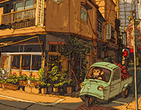 Tokyo 100 views(81~85)