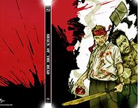 Illustration / Design - Shaun n Zombie Ed