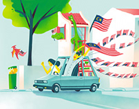 New Malaysia | Illustration