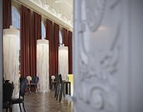 """"""" ArchLuxe """"  Museum - Restaurant"""