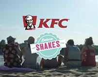 KFC Shakes, TVC Summer campaign