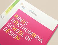 Binus Northumbria School of Design
