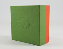 Animal Opposites Book