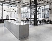 Usine Restaurant / visualization on reference