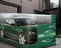 SEB BANK PRINT ADS