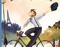 Le Tour de Jean - by Domitille Hatuel