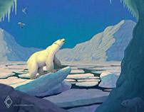 Isbjorn - Polar Bear