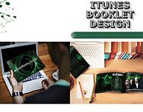 Mock up - iTunes Booklet Design