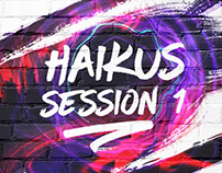 Haikus Session #1 - Graphic Poetry