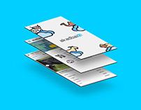 AkadbaiQ App UI Design