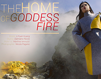 The home of Goddess Fire