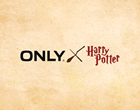 Only x Harry Potter