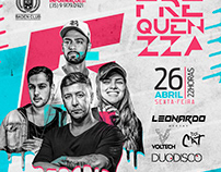 Flyer FREQUENZZA