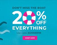 Printed.com Summer Sale 2018