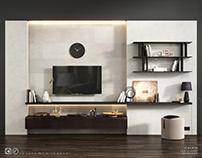 TV z o n e № 2 3d model