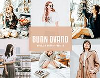 Free Burn Ovard Mobile & Desktop Lightroom Presets