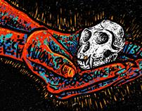 Skull Hands