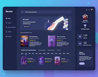 Interaction : : Books Web app