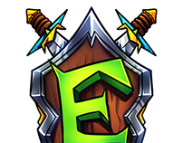 Etheros Server Logo Minecraft