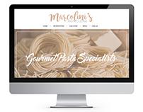 Italiano Restaurante Web Design