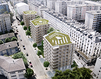 Concours 3BM3 Atelier d'Architecture