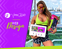 VANNA BELT | WEB DESIGN • WEB DEVELOPMENT