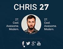the Chris 27