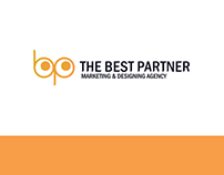 The Best Partner Logo & Identity Design