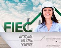 Anúncio Institucional - Sistema FIEC 2016