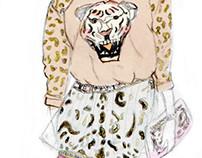Doodling Fashion