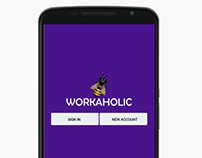 Workaholic: Material Design Guidelines