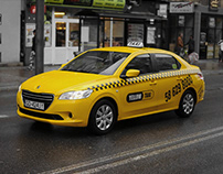 Yellow Taxi Brand