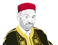 راشد الغنوشي Rached Ghannouchi