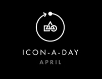 Icon-A-Day April Samples