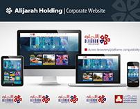 Alijarah Hodling | Corporate Website