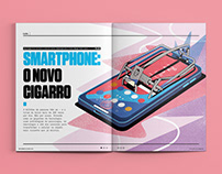 [Diagramação] Smartphone