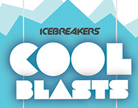 Ice Breakers Cool Blasts Revamp
