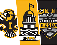 University Of Iowa Logos