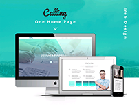 Calling Home Page
