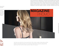 After Effects Template : Magazine Promo