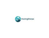 Logo for Hosting Comparison Website