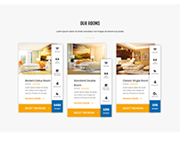 Hotel Belvedere HTML Template